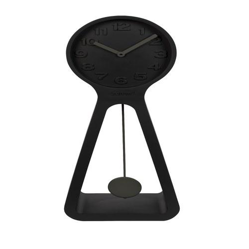 荷蘭Zuiver 極簡品味立鐘 (黑、高97.5公分)