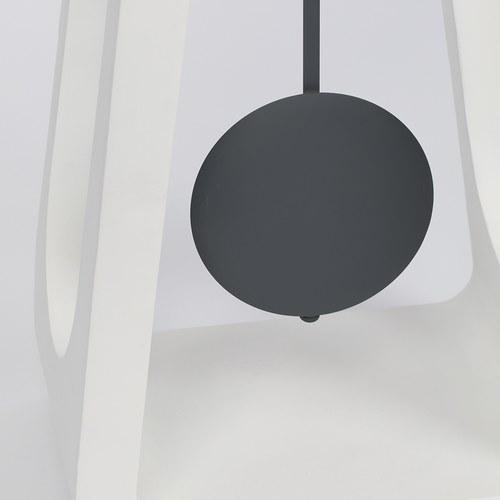 荷蘭Zuiver 極簡品味立鐘 (白、高111.5公分)