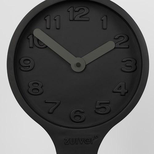 荷蘭Zuiver 極簡品味立鐘 (黑、高111.5公分)
