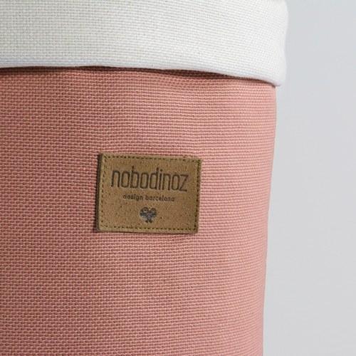 西班牙Nobodinoz 收納置物籃(小、甜蜜粉)
