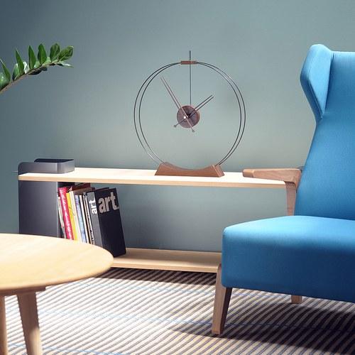 西班牙nomon Aire 鏤空造型藝術時鐘