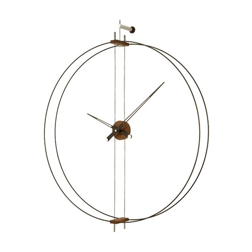 西班牙nomon MiniBarcelona 鏤空造型牆面掛鐘