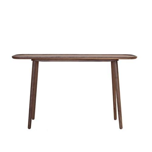 波蘭Sits 核桃木長方形邊桌