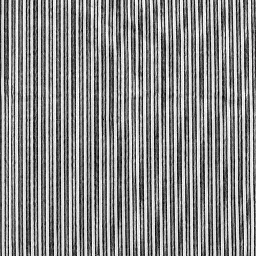 丹麥tineKhome 風格線條長形靠枕 (黑白、長75公分)