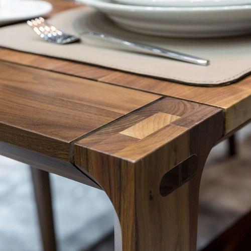 葡萄牙WEWOOD 現代簡約餐桌 (核桃木)