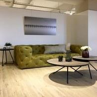 英國Alexander&James 搖滾手工皮革雙人沙發 (橄欖綠)