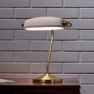 英國Original BTC BANKER 骨瓷桌燈