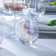 英國LSA 貝殼絢彩玻璃杯4入組 425ml