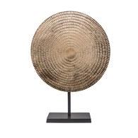 比利時Dome Deco 漣漪同心圓波紋藝術擺飾
