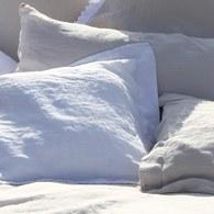葡萄牙Amalia FlordeSal 有邊飾枕套1入 (白)