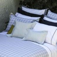 葡萄牙Amalia Filigrana雙人標準寢具組-素枕套(5x6.2尺)