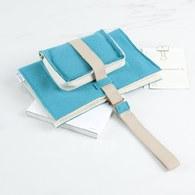葡萄牙BUREL 提袋款平板保護包 (水藍)