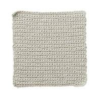 丹麥LeneBjerre 棉質編織廚房擦拭巾 (鼠尾草綠)