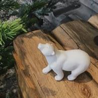 丹麥LeneBjerre 雪國北極熊聖誕飾品