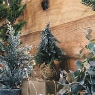 丹麥LeneBjerre 松針葉聖誕樹(高18公分)