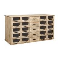 丹麥 Nordal 復古多功能收納櫃