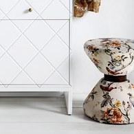 丹麥Nordal 寫意風格沙漏型椅凳