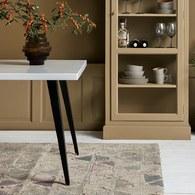 丹麥Nordal 仿舊拼磚圖紋地毯 (長290公分)