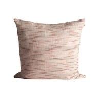 丹麥tineKhome 厚織水平細紋方形靠枕 (粉、長50公分)