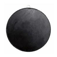 丹麥tineKhome 可書寫圓形黑鐵裝飾托盤 (直徑60公分)