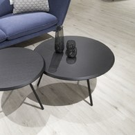 丹麥WOUD Soround簡約木作咖啡桌(直徑75公分)