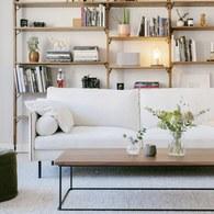波蘭 Sits Juno書櫥的異想世界三人沙發