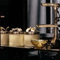 美國Michael Aram工藝飾品 幸福海芋系列經典蠟燭