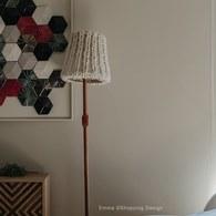 義大利CASAMANIA Granny 羊毛編織落地燈