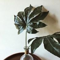 荷蘭Emerald人造植物 八角金盤