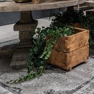 荷蘭Emerald人造植物 深綠色垂懸長春藤 (長120公分)