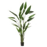 荷蘭 Emerald 人造植栽 蠍尾蕉葉 (220cm)
