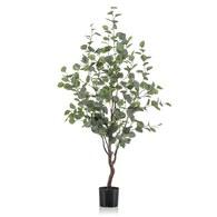 荷蘭Emerald人造植栽尤加利樹(120公分)
