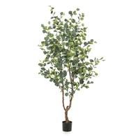 荷蘭Emerald人造植栽尤加利樹(180公分)