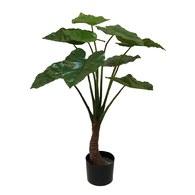 荷蘭Emerald人造植栽海芋樹叢(90公分)