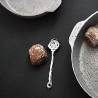 荷蘭HkLiving 樸質陶瓷茶匙