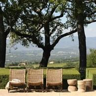 荷蘭Woven+戶外家具 質樸藤編躺椅