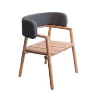 泰國OKWood 簡約舒適風單椅 (橡木)