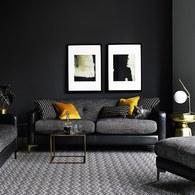 英國 Alexander&James 貝克街的私家大偵探三人座沙發 含抱枕