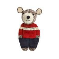 荷蘭ACP 紅色毛衣寶貝熊玩偶
