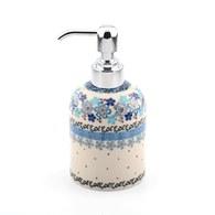 荷蘭BunzlauCastle 多色地中海圖紋沐浴乳罐