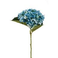 荷蘭Emerald人造花藝 靛藍色繡球花 (長52公分)