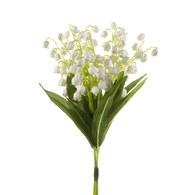 荷蘭Emerald人造植物 白色風鈴草