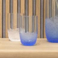 德國Guaxs玻璃水杯 OTTILIE系列 (水藍、250毫升)