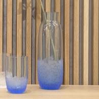 德國Guaxs玻璃水瓶 OTTILIE系列 (水藍、750毫升)