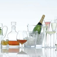 英國LSA 經典酒吧玻璃冰桶