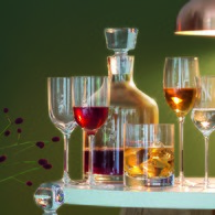 英國LSA 經典酒吧玻璃杯4入組
