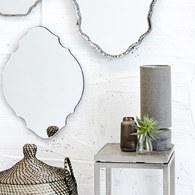 丹麥LeneBjerre 洛可可古典掛鏡