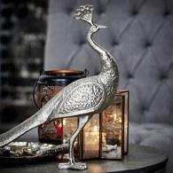 丹麥LeneBjerre 孔雀藝術擺飾雕塑