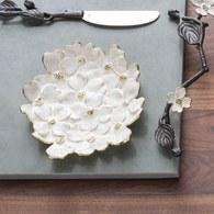 美國Michael Aram工藝飾品 山茱萸系列造型飾品盤