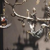 美國MichaelAram工藝飾品 和平白鴿造型吊掛裝飾